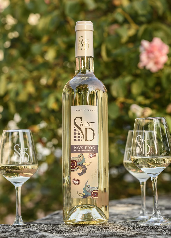 Cuvée spéciale blanc Saint D