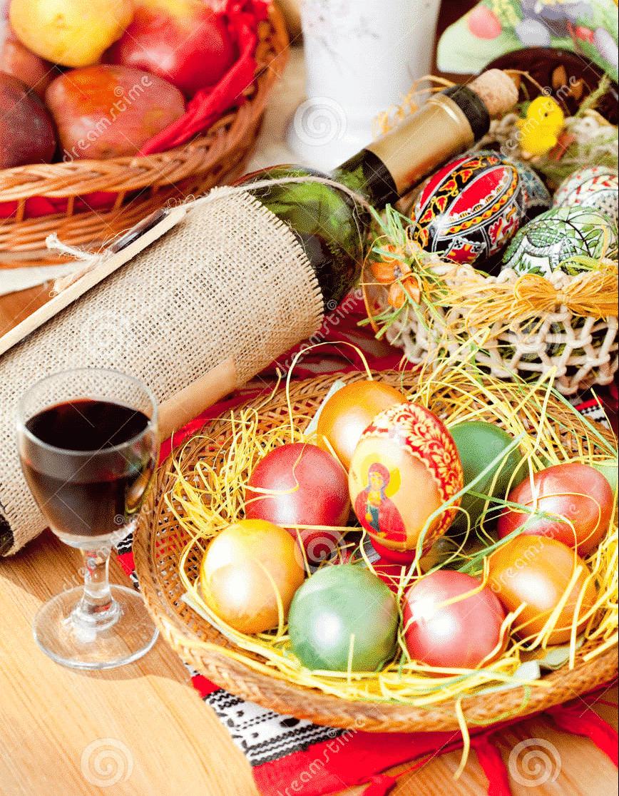 Pâques à Saint-D !