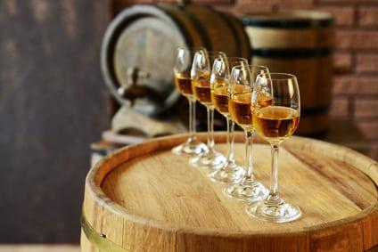 Dégustation des Blancs, vins de cépages, de terroirs