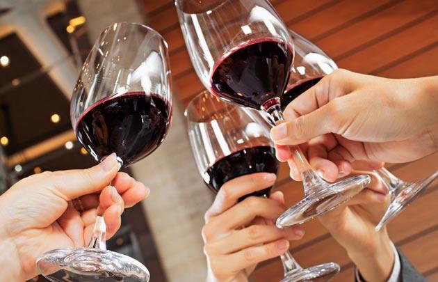 Initiation à la dégustation des Vins Rouges.