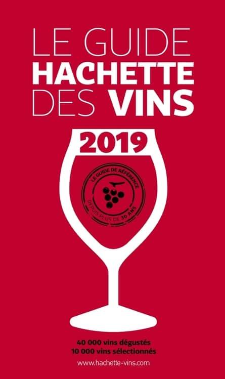 Première distinction au Guide Hachette des Vins !